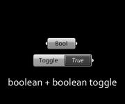 Boolean - Boolean Toggle